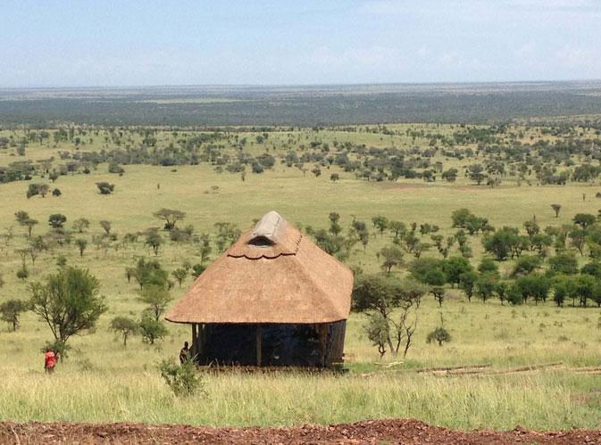 ¡NUEVO! Kubu Kubu Campamento de tiendas de campaña